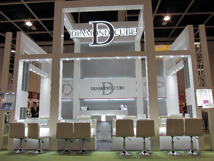 Diamond Cube Jewelers - Expo
